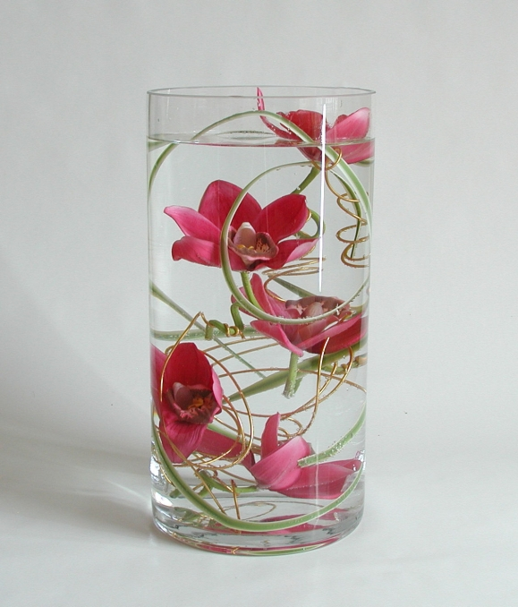 Floating Orchid Artificial Flowers Artificial Flowers
